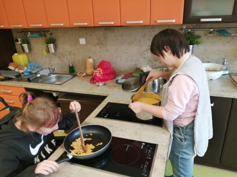 3.D příprava pokrmů